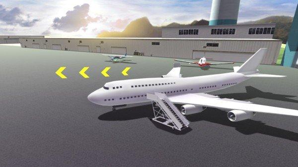 航空飞机模拟器图1