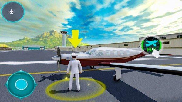 航空飞机模拟器图3