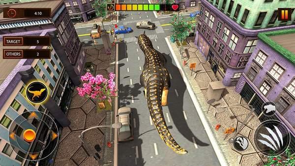 恐龙猎人野外生存