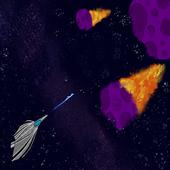 一个太空生命