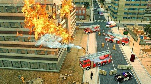紧急消防救援模拟器破解版图2