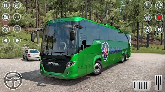 巴士停车模拟器2021图1