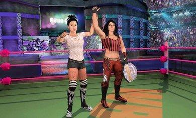 美女摔跤模拟器图2