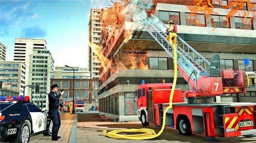 紧急消防救援模拟器破解版图1
