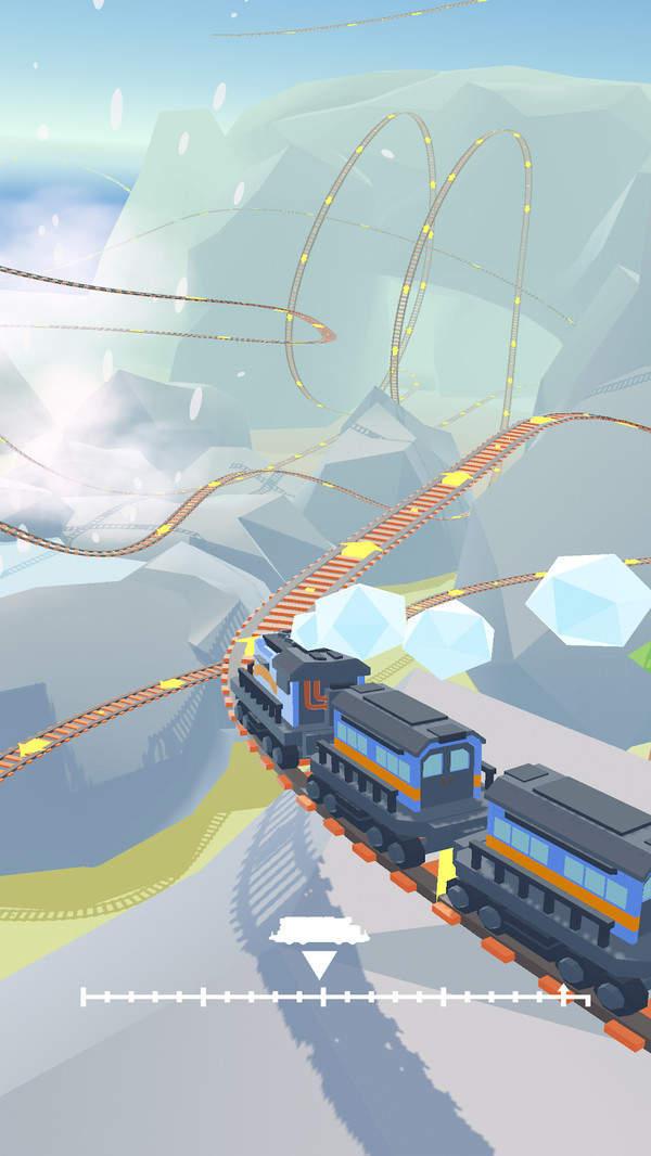 不可能的火车驾驶模拟器