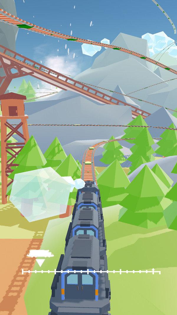 不可能的火车驾驶模拟器图3