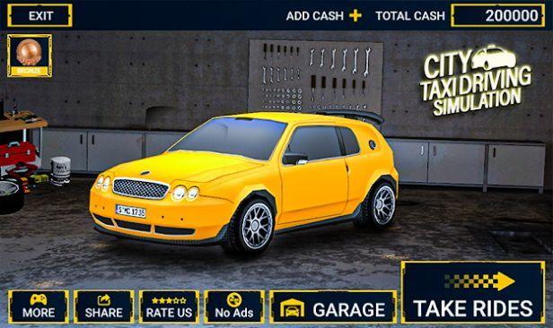 专业出租车驾驶模拟器2021图4