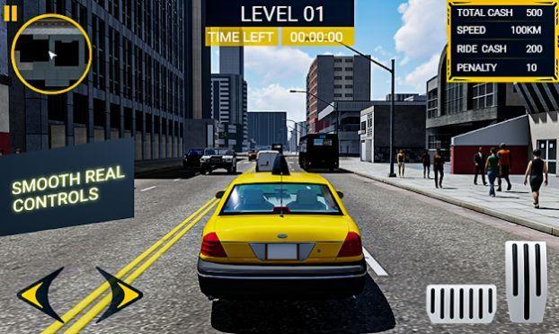 专业出租车驾驶模拟器2021图1