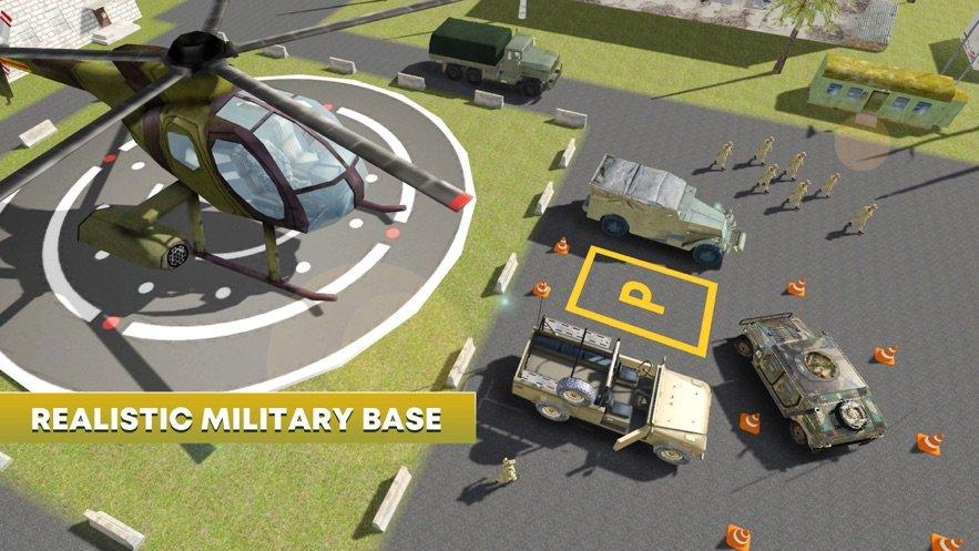 陆军停车模拟器图3