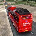 城市教练巴士停车模拟器2021