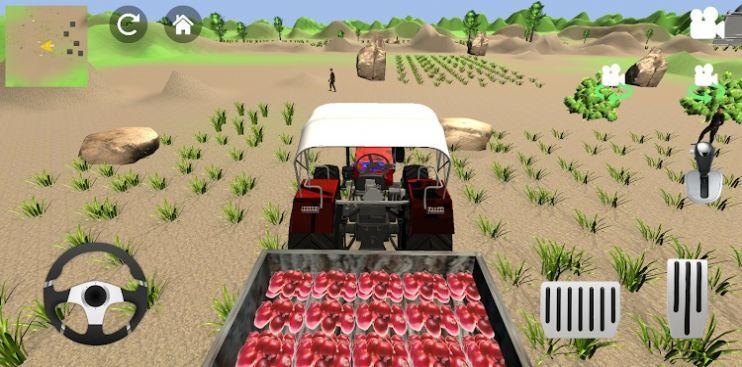 印度拖拉机耕作模拟器图1