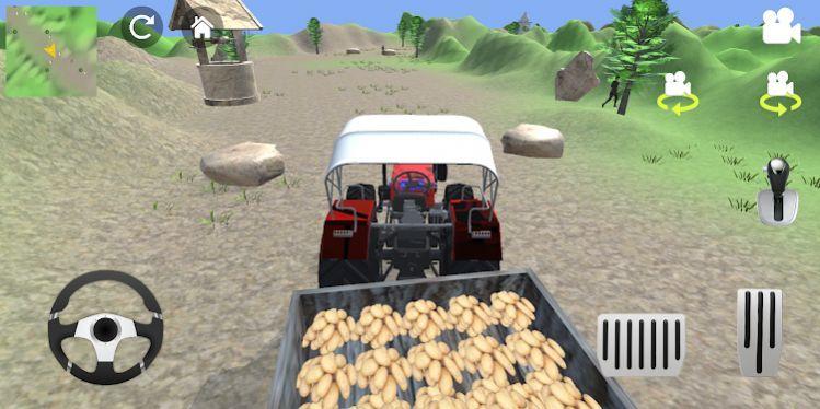 印度拖拉机耕作模拟器图2