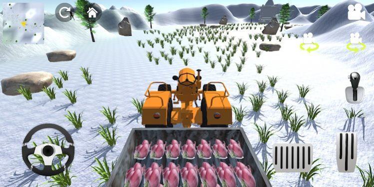 印度拖拉机耕作模拟器图5