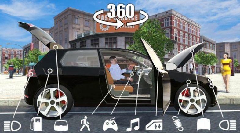 高尔夫汽车驾驶模拟器图2