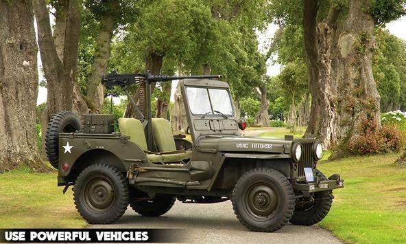 越野军用卡车模拟器