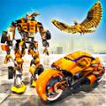 飞鸽机器人自行车变形