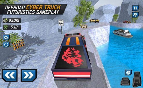 真正的越野4X4卡车模拟器2021图1