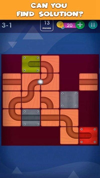 智能拼图集合3