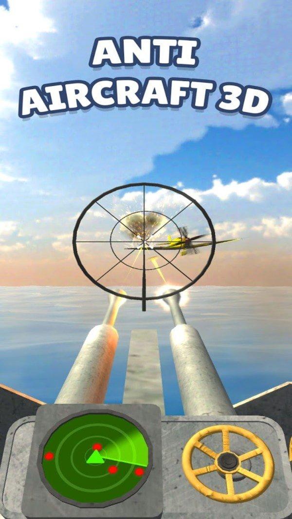 反轰炸作战图4
