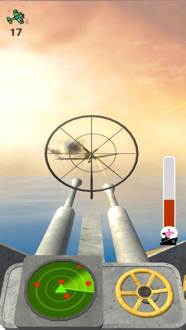 反轰炸作战图1