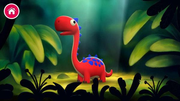 恐龙蛋画家图1