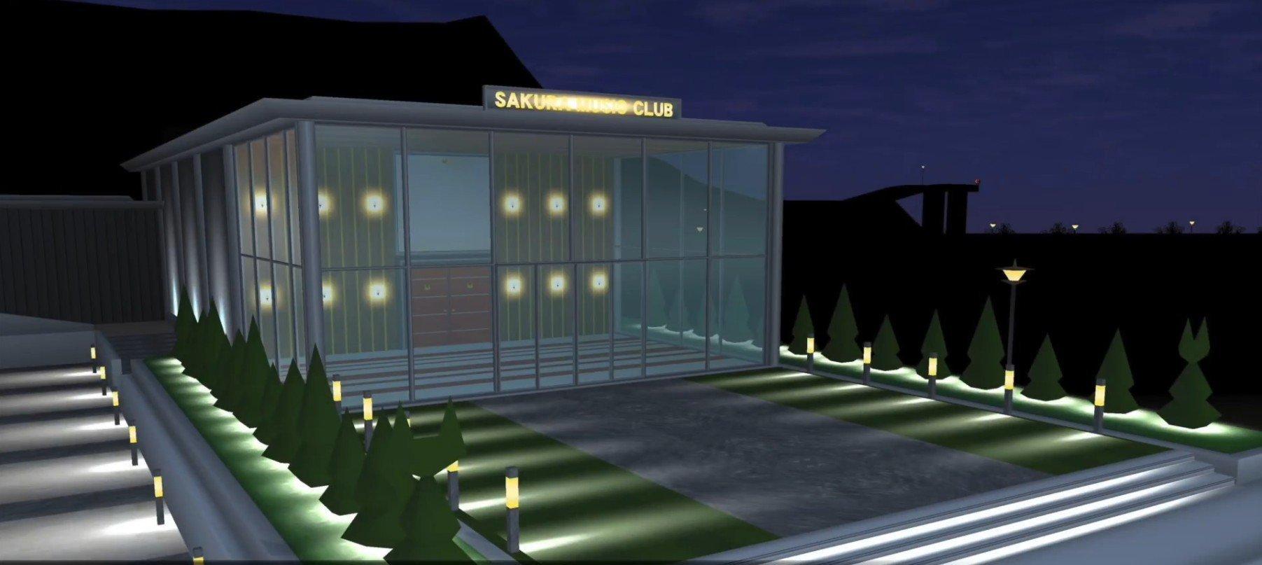 樱花校园模拟器(更新了歌厅)1