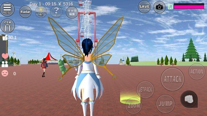 樱花校园模拟器2021年最新版2