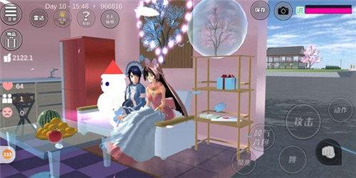 樱花校园模拟器2021(新服装)中文版1