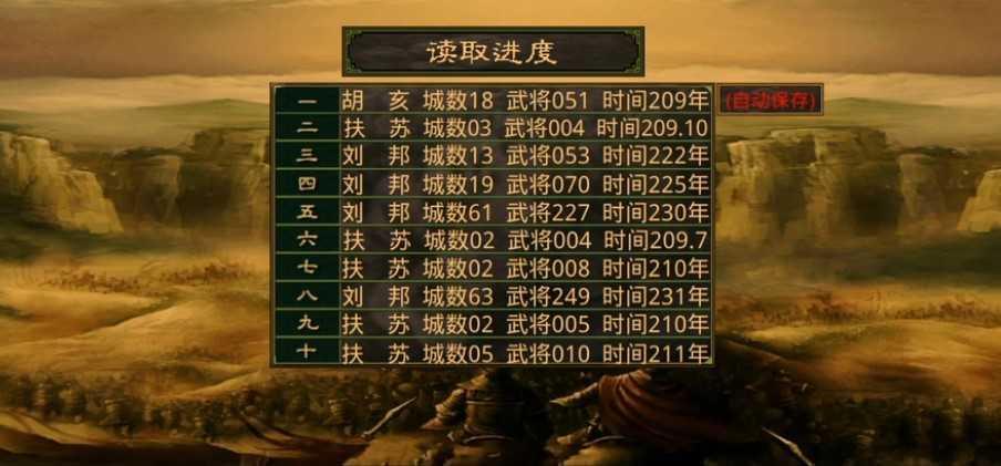 楚汉群英传2手机版2