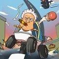 狂人登山飞车