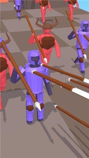 长矛英雄投掷2