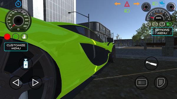 真实驾驶模拟器3