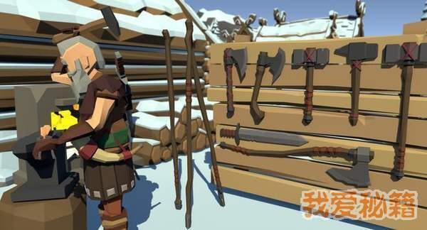 维京人部族冲突战争传奇3