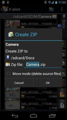 x-plore文件管理器2